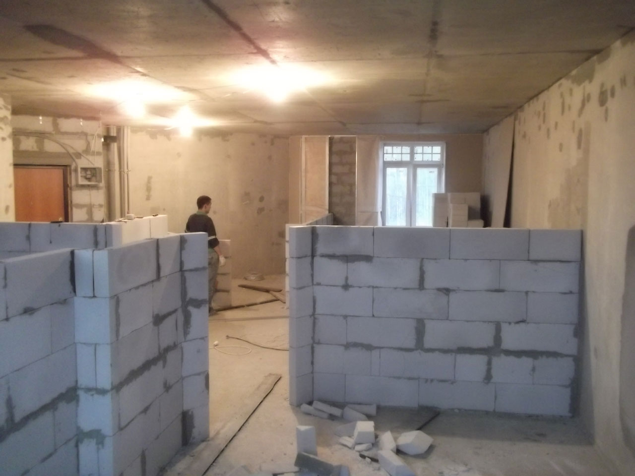 капітальний ремонт квартири