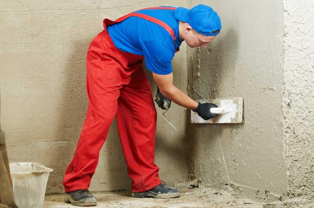 Как выбрать подрядчика для штукатурных работ?