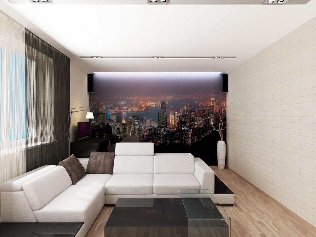 Дизайн проекты зала